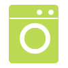 Ecocheques wasmachines