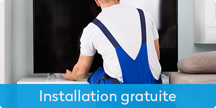 Installation TV gratuite