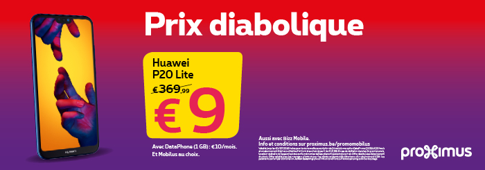 Joint-offers Proximus