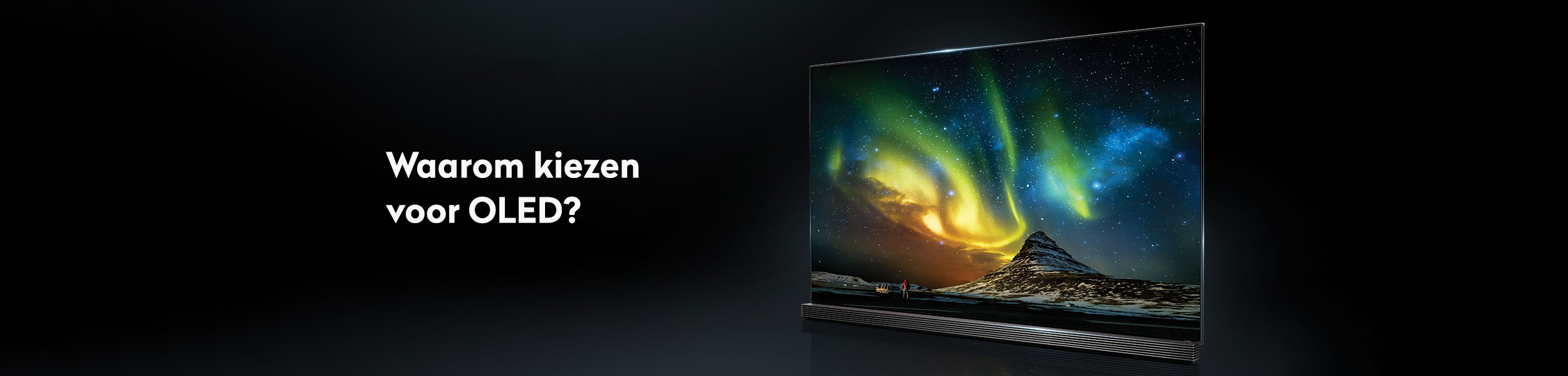 oled televisies banner