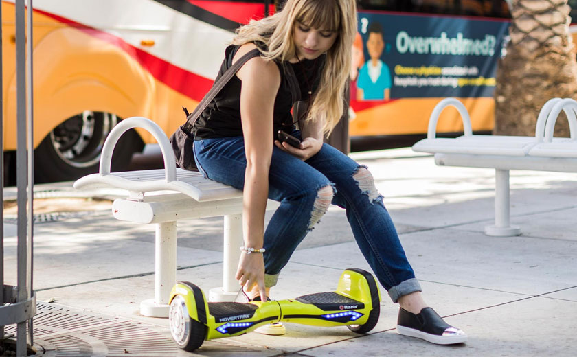 accessoire hoverboards (draagtas)