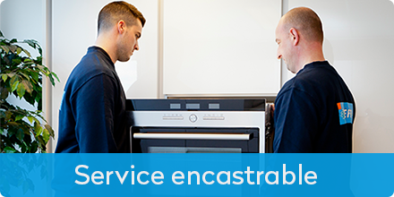 Service encastrable
