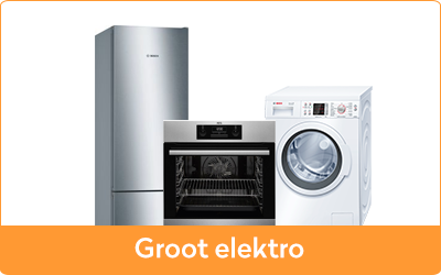 Black Friday groot elektro