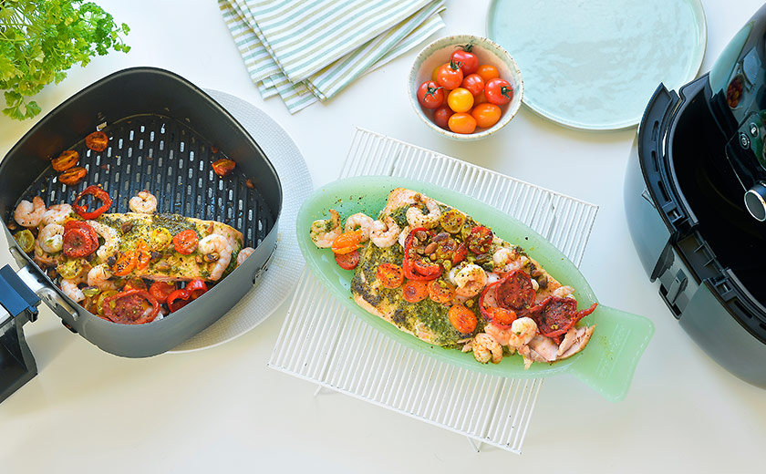 Philips Airfryer grill pan