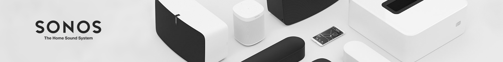 sonos assortiment gamme image