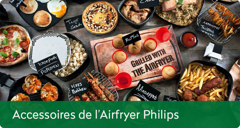 Philips Airfryers accessoires