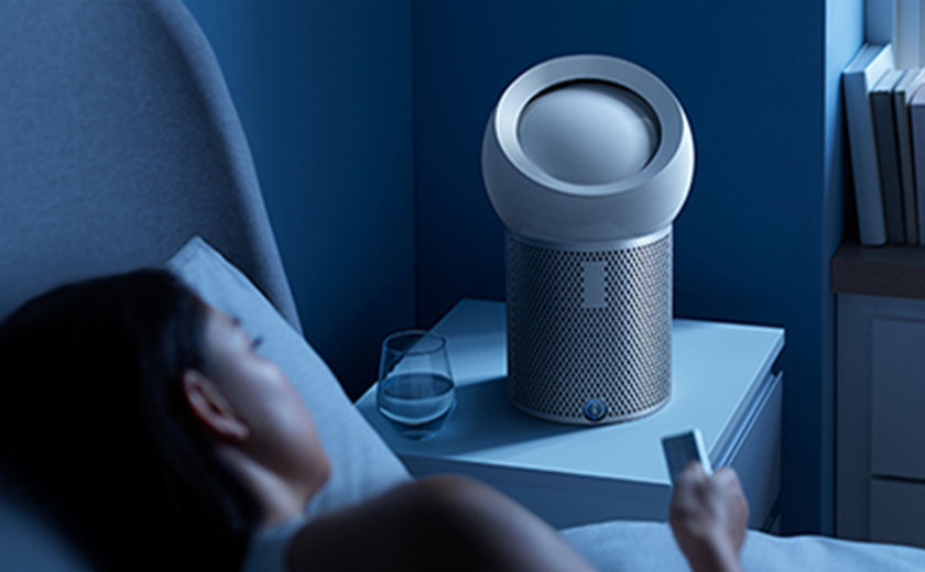 Dyson Pure Cool nuit confortable