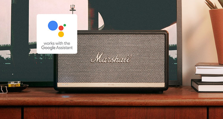 Marshall Google Assistant
