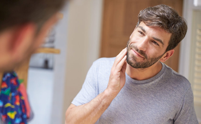 Taille : tondeuse à barbe, multi-usages