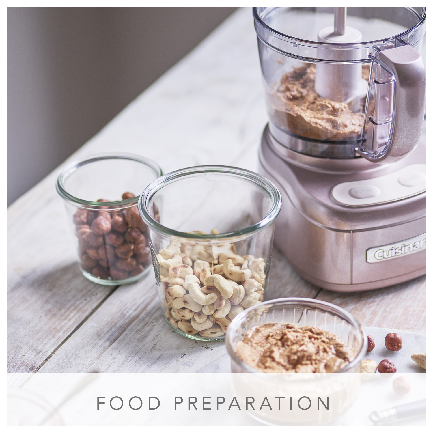 cuisinart food preparation