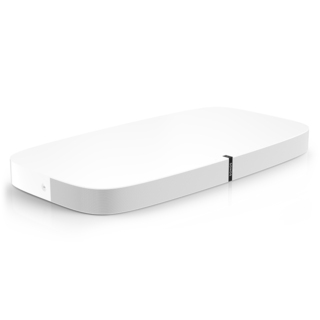 PLAYBASE - Haut-parleur Barre de son / streamers audio - Blanc