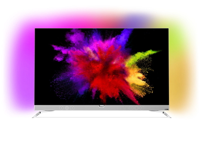 Superslanke 4K OLED-TV powered by Android - 55POS901F/12