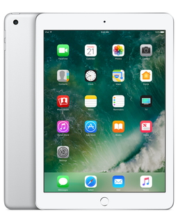 "iPad (2017) 9,7"" 128 GB Wi-Fi Zilver"