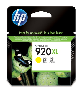 HP HP 920XL originele high-capacity gele inktcartridge