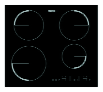 Zanussi Taque induction ZEL6640FBA