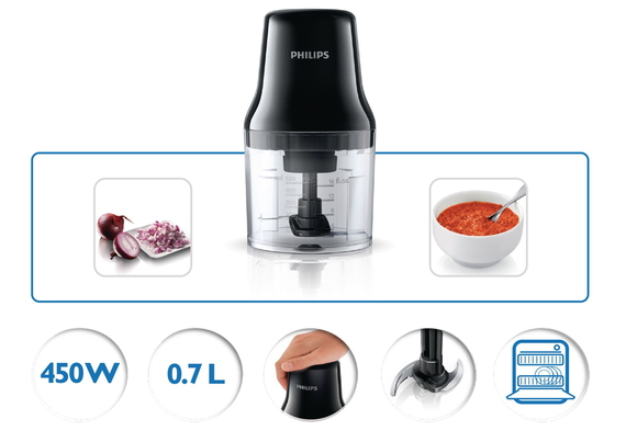 Philips Hachoir Daily Collection HR1393/90