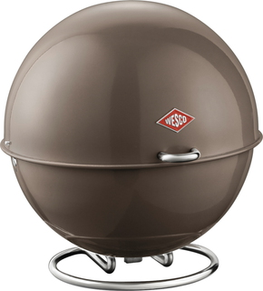 Wesco Broodtrommel - Superball - Warmgrey
