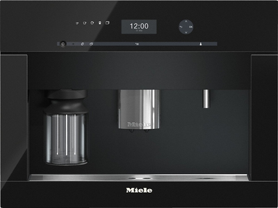 Miele machine à café encastrable CVA6401OBSW