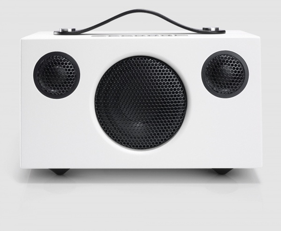 Audiopro Addon T3 Bluetooth Speaker - Wit