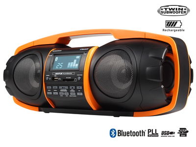 Beatblaster - Radio (Bluetooth & USB)