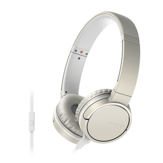Sony MDR-ZX660AP Casque - Blanc