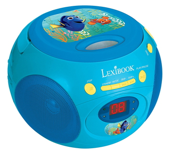Lexibook Finding Dory CD radio FM