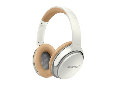Bose Soundlink II Casque Sans Fil - Blanc, Or