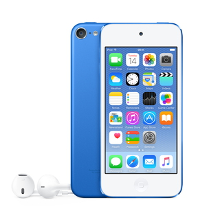 Apple iPod touch 16GB Lecteur MP4 Bleu