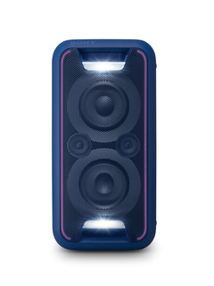 Sony GTK-XB5L Home audio mini system Bleu, Lilas