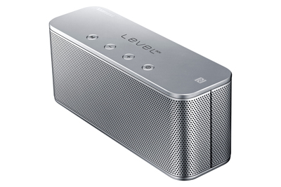 Level Box Mini Bluetooth Speaker - Zilver