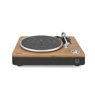 The House Of Marley Stir It UP Zwart, Hout