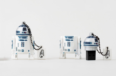 Tribe Tribe Star Wars - USB 8GB R2-D2