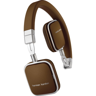 Harman Kardon SOHOa Casque - Brun
