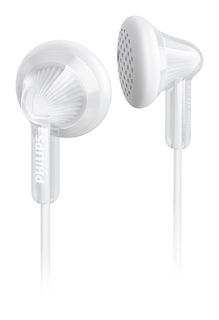 Philips SHE3010WT/00 Oortjes - Wit