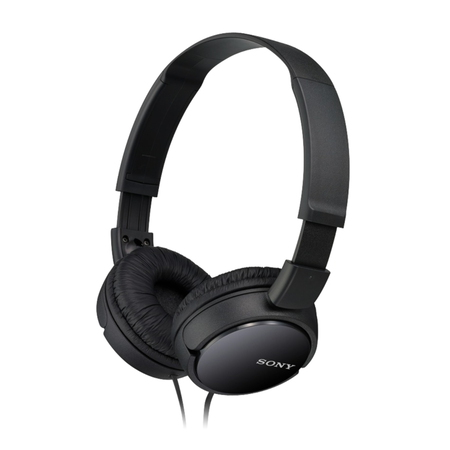 Sony MDR-ZX110 Casque - Noir