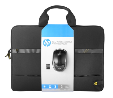 HP 15,6-inch (39,6-cm) Wireless Essentials-kit