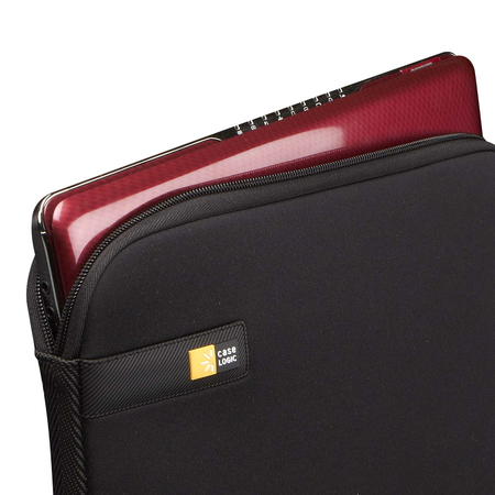 "Case Logic Case Logic LAPS111K 11.6"" Housse Noir sacoche d'ordinateurs portables"