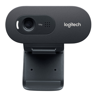 Logitech C270 3MP 1280 x 720pixels USB 2.0 Noir webcam