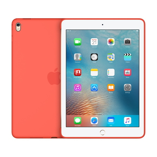 "Apple Housse silicone iPad Pro 9.7"" Abricot"