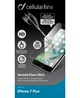 Cellular Line Cellularline 37785 Doorzichtige schermbeschermer iPhone 7 Plus 1stuk(s)