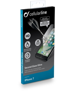 Cellular Line Doorzichtige schermbeschermer iPhone 7