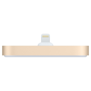 Apple Apple iPhone Lightning Dock - Goud
