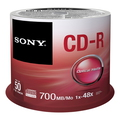 Sony 50 CD pack -50CDQ80SP