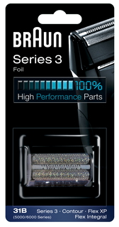 Scheerblad combi-pack 31B (black) Series 3