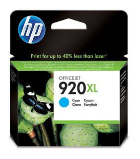 HP HP 920XL originele high-capacity cyaan inktcartridge