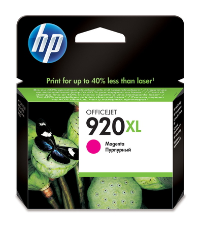 HP 920XL inktpatroon - Magenta
