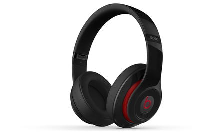 Beats by Dr. Dre Studio 2 Supraaural casque - Noir