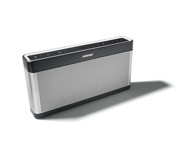 SoundLink Bluetooth III - Enceinte Bluetooth - Argent