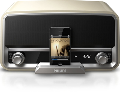 Philips Original-radio ORD7100C/10 Wekkerradio