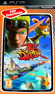 Jak and Daxter: The Lost Frontier Essentials